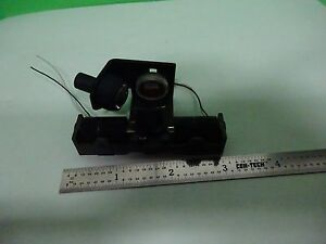Microscope Leitz Germany Optical Assembly void On Mirror Optics As Is Bn y1 09