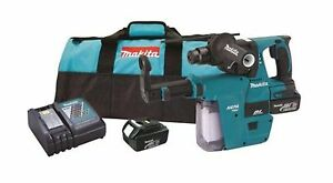 18 volt Lxt Lithium ion Brushless Cordless Sds plus Rotary Hammer Kit Drill Tool