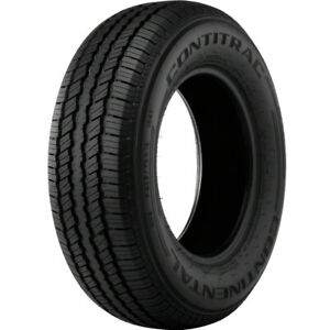 2 New Continental Contitrac P235x70r16 Tires 2357016 235 70 16
