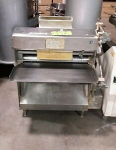 Used Acme Mrs11 Double Pass Dough Roller sheeter