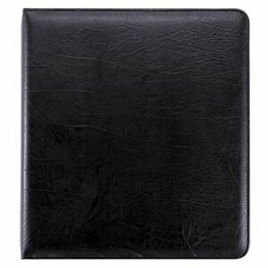 Antique Vinyl 1 Inch Planner Cover Folio Size Planner Covers