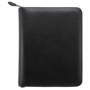 Armorhide Leather Zippered 1 5 Inch Planner Cover Desk Size Planner