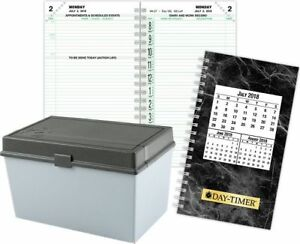 2 page per day Original Planner Refill Compact Size
