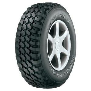 2 New Dunlop Mud Rover Lt30x9 50r15 Tires 9 50r 15 309 50 15