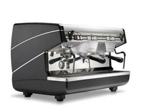 Nuova Simonelli Appia Ii Semi Automatic 2 Group Commercial Espresso Machine