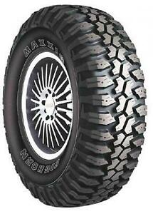 4 New Maxxis Mt 762 Bighorn Lt32x11 50r15 Tires 32115015 32 11 50 15