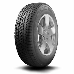 1 New Michelin Latitude Alpin 255 55r18 Tires 2555518 255 55 18