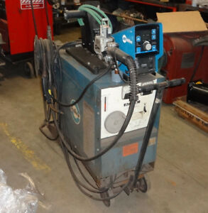 Miller Dc Welding 230 460v Cp 300 Power Source Only no Wire Feeder