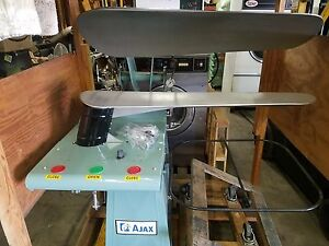 Ajax 42 Hothead Silk Press Completely Rebuilt Drycleaning Laundry