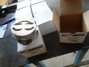 Chevy Small Block 350 Pistons Sealed Power Wh423dcp Standard