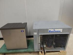 Manitowoc Remote Ice Machine 800 Lb day Model Ib0824yc