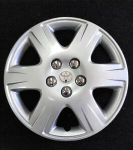 15 Wheelcover Hubcap New Aftermarket Fits Toyota 2005 2006 2007 2008 Corolla