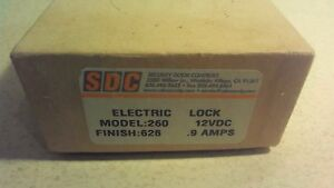 Sdc Electric Lock 260