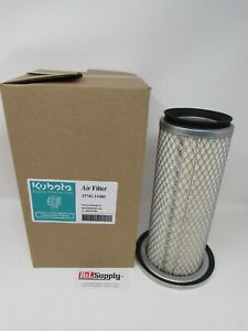 New Genuine Kubota Air Filter 15741 11080