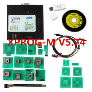 2018 Latest Version Xprog m V5 74 Ecu Programmer X prog With Usb Dongle Xprog