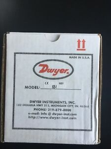 Brand New In Box Dwyer 605 1 Magnehelic Differential Pressure Indicating Transm