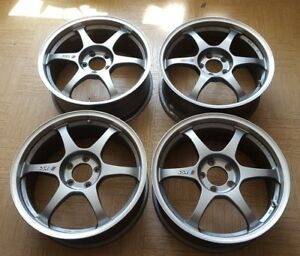 Genuine Jdm Ssr Forged Type C 18 Wheels 18x7 5 18x8 5x114 3