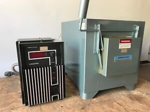 Thermolyne Heavy duty Muffle Furnace W Digital Controller