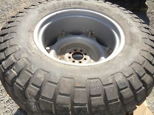 Armstrong 14 9 24 Turff Tire 8 Lug One Great Shape Other Tread Wore
