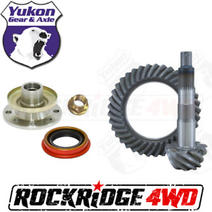 Yukon Ring Pinion Gear Set For 02 Older Toyota V6 In 4 88 Ratio Differential