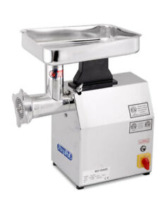 Atosa Ppg 22 Electric Meat Grinder With 22 Hub