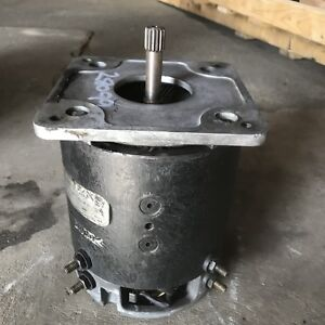 Hyster Traction Forklift Motor Hy 8620628 Good Used