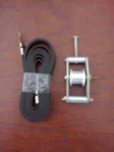 Carriage Belt And Expander For Mk2 721 Uscutter Vinyl Cutter Cutting Plotter