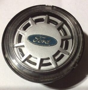 Vintage Ford 3 Spoke Steering Wheel Center Cap All Offers Considered
