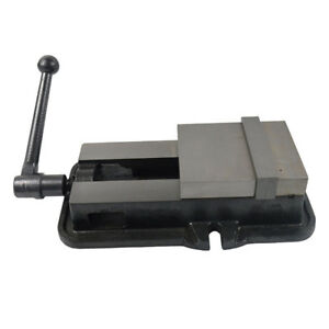 New 4 Inch Light Lock Down Precision Milling Machine Vise Without Base