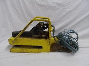 Cm Camlok Cp3 Pile Pitching Clamp 6 600 Lbs Capacity 1 Adjustability