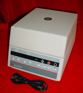 Iec Micromax Desktop Centrifuge W iec 851 24 Position Fixed Angle Rotor