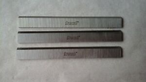 Freud C400 6 1 8 X 1 1 16 X 1 8 Jointer Knives 3 piece Set New Gs13
