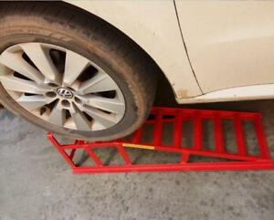 3ton 6600lbs Ramp Wide Pair Car Service Maintenance Lifting Lifts Equipment