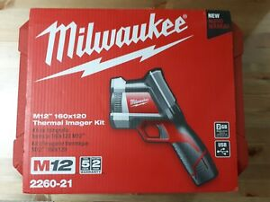 Milwaukee 2260 21 Thermal Imager Kit