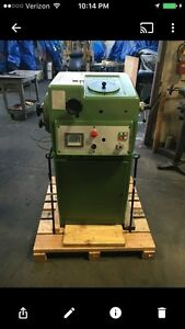 Mikron A60 Gear Hob Sharpening Machine New Electric And New Hydraulic Retrofit