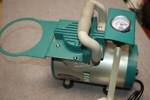 Invacare Irc 1135 Aspirator Vacuum Suction Pump Ktr038 tp Adjustable
