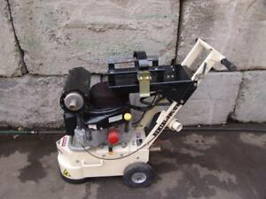 Edco Tg10 13p Concrete Turbo Grinder Gas Or Propane 13hp Motor