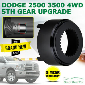 For Dodge Ram Nv4500 5 Speed 4x4 Transmission Upgrade 5th Gear Lock Nut Retainer