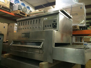Middleby Marshall Double Stack Pizza Ovens