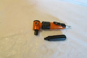 Cleco 236glsc 115a c4 Right Angle Grinder 1 4 Collet 11 500 Rpm 0 6 Hp