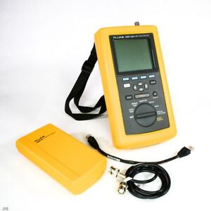 Dsp 100 Lan Cablemeter And Dsp r Remote