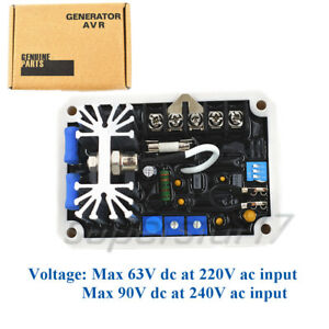 Automatic Voltage Regulator Controller For Kutai Avr Ea05a New From Us