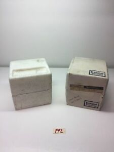 New Lot Of 2 Crompton Panel Meter fast Shipping Warranty