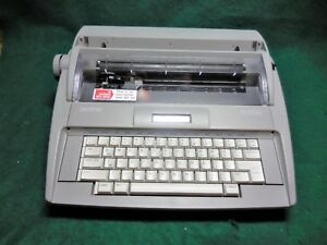 Brother Portable Sx 4000 Electronic Dictionary Typewriter With Lcd Display