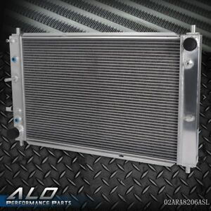 Aluminum Racing Radiator For 97 04 Ford Mustang Gt svt V8 4 6l 5 4l At