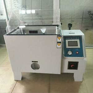 270l Salt Water Spray Chamber Machine For Corrosive Fog Test Chamber Touch Scree
