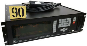Inficon Ic 5 Crystal Film Thickness Controller Tag 90