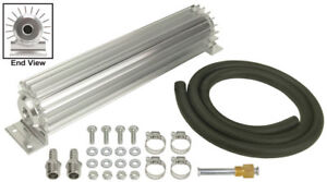 Derale 14 1 4 X 2 3 16 X 3 1 4 In Automatic Trans Fluid Cooler Kit P n 13253