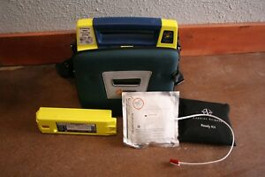 Cardiac Science Aed Powerheart Auto G3 With Pads And Battery