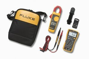 Multimeter Clamp Meter Electrician Combo Kit Quality Fluke Kit